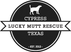 Cypress Lucky Mutt Rescue